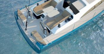 Eleva yacht 42 g